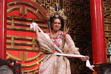 Ngo Kien Huy nung niu ngoi long Truong Giang - Anh 6