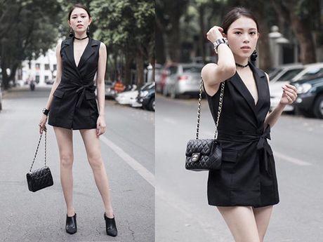 Nguoi mau shop online Ha thanh ngay cang giong nhau - Anh 8