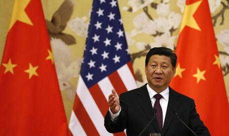 Nhung an y sau xa trong loi chuc mung Donald Trump cua Tap Can Binh - Anh 1