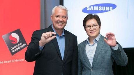 Smartphone dung chip Snapdragon 835 se rat an tuong - Anh 1