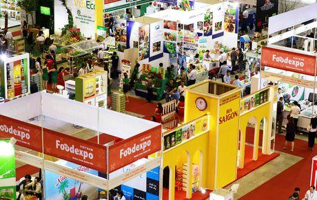 400 doanh nghiep quang ba nong san tai Vietnam Foodexpo 2016 - Anh 1