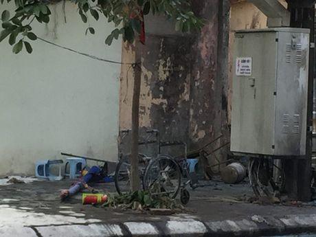 Dieu tra nguyen nhan vu tram bien ap kinh hoang tai Ha Dong - Anh 1