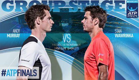"Tennis, ATP Finals ngay 6: ""Tam quoc"" phan tranh - Anh 1"