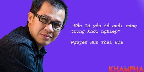 Vuon uom se la nen tang thuc day du an khoi nghiep - Anh 1