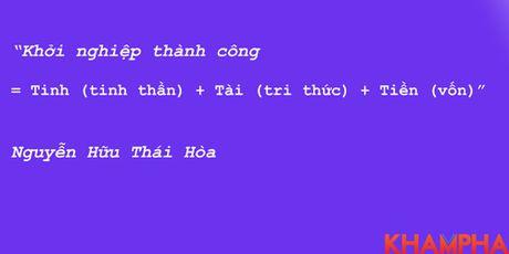 Vuon uom se la nen tang thuc day du an khoi nghiep - Anh 3