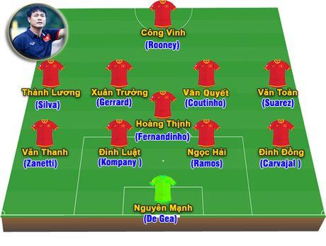 "DT Viet Nam: Dan sao nhu chau Au, ""Messi, CR7"" phai du bi - Anh 3"