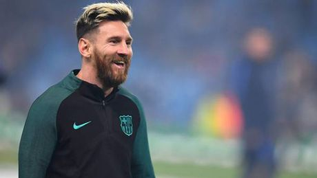 Messi yeu sach voi Barca: Luong 1 trieu euro/tuan - Anh 1