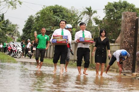 Chu tich tap doan Mai Linh - Doanh nhan Ho Huy: Van luon nang mot chu Tinh - Anh 2