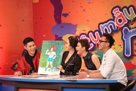 Tai xuat sau sinh, Tra My Idol xinh dep 'do dang' cung MC Thanh Mai - Anh 2