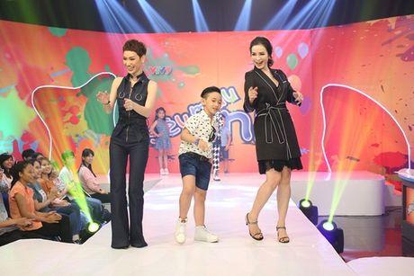 Tai xuat sau sinh, Tra My Idol xinh dep 'do dang' cung MC Thanh Mai - Anh 3
