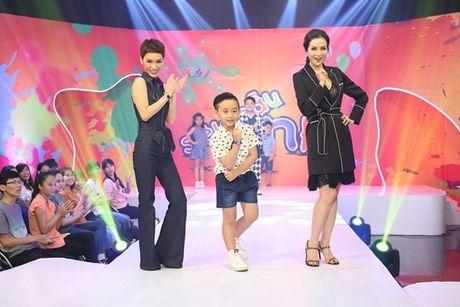 Tai xuat sau sinh, Tra My Idol xinh dep 'do dang' cung MC Thanh Mai - Anh 4