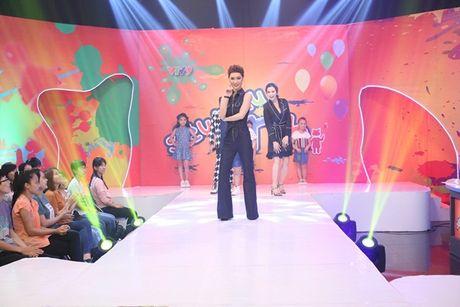Tai xuat sau sinh, Tra My Idol xinh dep 'do dang' cung MC Thanh Mai - Anh 5