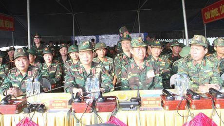 Can canh bo binh, khong quan Viet Nam ban chien dau - Anh 1