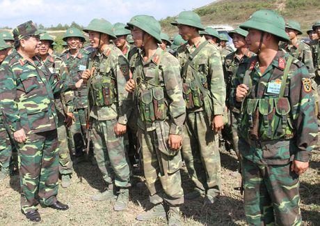 Can canh bo binh, khong quan Viet Nam ban chien dau - Anh 2
