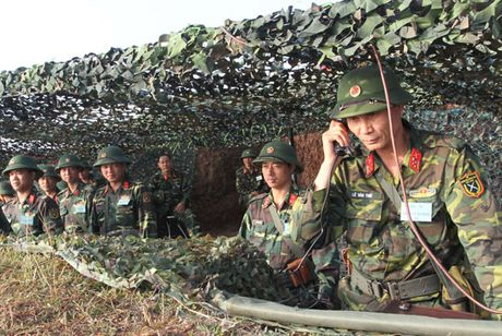 Can canh bo binh, khong quan Viet Nam ban chien dau - Anh 4