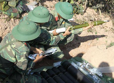 Can canh bo binh, khong quan Viet Nam ban chien dau - Anh 6