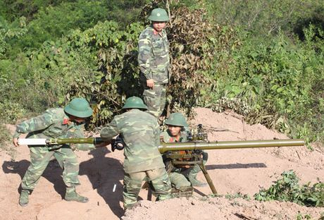 Can canh bo binh, khong quan Viet Nam ban chien dau - Anh 7