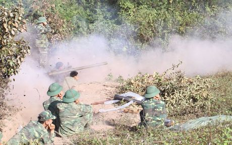 Can canh bo binh, khong quan Viet Nam ban chien dau - Anh 8