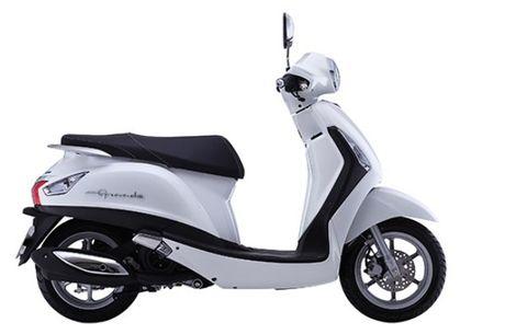 Thu hoi hon 110.000 xe Yamaha Nozza Grande de sua chua - Anh 1