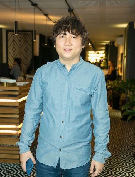 Bao Anh giau ky Ho Quang Hieu trong ngay ra mat MV moi - Anh 8