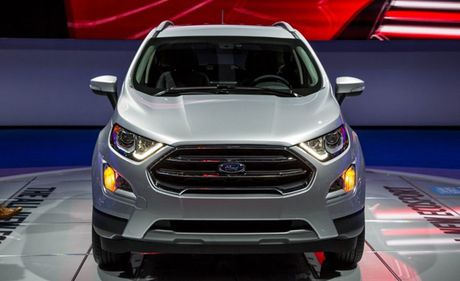 Chi tiet mau Ford Ecosport 2018 moi duoc ra mat - Anh 1