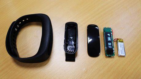 Smartband kem chat luong ban tran lan - Anh 2
