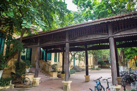 Nhung ngoi truong mang dam dau an thoi gian o Ha Noi - Anh 5