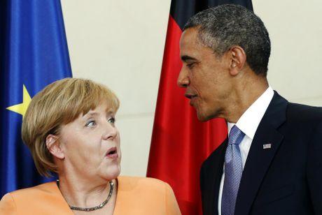 Ong Obama va ba Merkel: Moi tham tinh hiem co - Anh 10