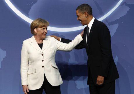Ong Obama va ba Merkel: Moi tham tinh hiem co - Anh 12