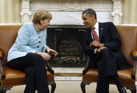 Ong Obama va ba Merkel: Moi tham tinh hiem co - Anh 16