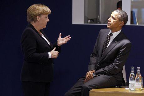 Ong Obama va ba Merkel: Moi tham tinh hiem co - Anh 8