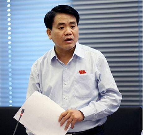 Chu tich Chung se lam gi khi cap duoi khong thuc thi menh lenh? - Anh 1
