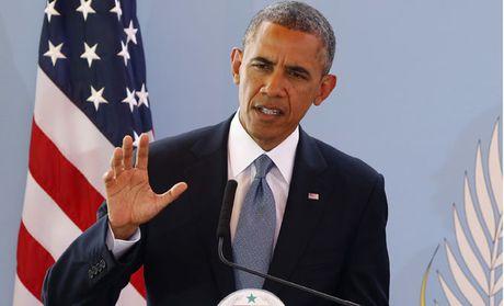'1 phut truoc khi roi Nha Trang, Obama van se trung phat Nga' - Anh 1