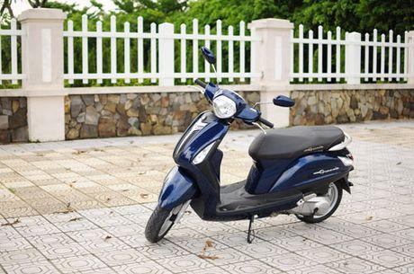 Thu hoi 110.250 xe Yamaha Nozza Grande de khac phuc loi - Anh 1
