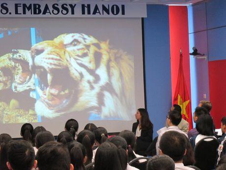 Hoa Ky va Viet Nam hop tac chong buon lau cac loai hoang da - Anh 1