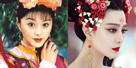5 my nhan Hoa ngu di len tu vai dien a hoan - Anh 1