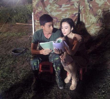 Nhung cap doi dinh nghi an 'phim gia tinh that' cua showbiz Viet - Anh 3