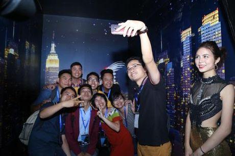 Samsung ra mat Galaxy Studio lan dau tien tai Ha Noi - Anh 1
