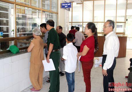 Khoa Duoc gop phan nang cao chat luong chua benh tai Benh vien Giao thong - Van tai Vinh - Anh 1