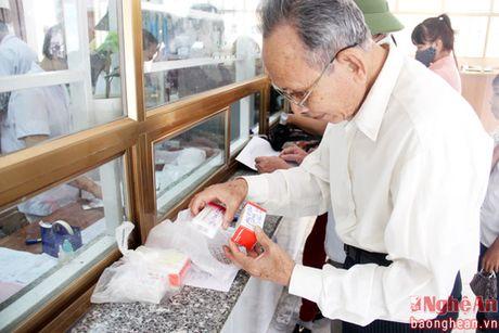 Khoa Duoc gop phan nang cao chat luong chua benh tai Benh vien Giao thong - Van tai Vinh - Anh 3