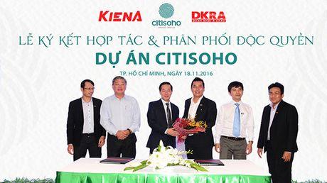 Danh Khoi A Chau tiep thi va phan phoi doc quyen du an Citisoho - Anh 1