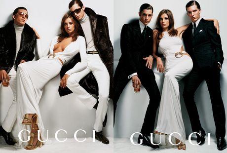 Gucci - cuoc 'len loi' nhe nhang den cac tin do thoi trang trong nuoc - Anh 1