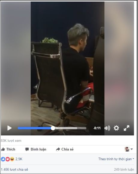 'Chia tay' Quang Huy, day se la ca khuc moi nhat cua Son Tung M-TP? - Anh 1