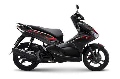 Honda Air Blade 125cc them ban 'den mo': The thao nhung van lich lam - Anh 2
