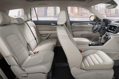 SUV 7 cho Volkswagen Atlas, doi thu canh tranh Ford Explorer - Anh 10