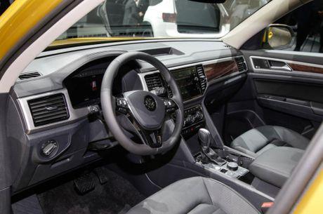SUV 7 cho Volkswagen Atlas, doi thu canh tranh Ford Explorer - Anh 4