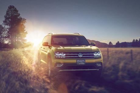 SUV 7 cho Volkswagen Atlas, doi thu canh tranh Ford Explorer - Anh 7