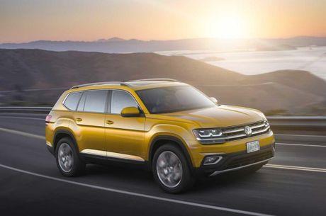 SUV 7 cho Volkswagen Atlas, doi thu canh tranh Ford Explorer - Anh 8