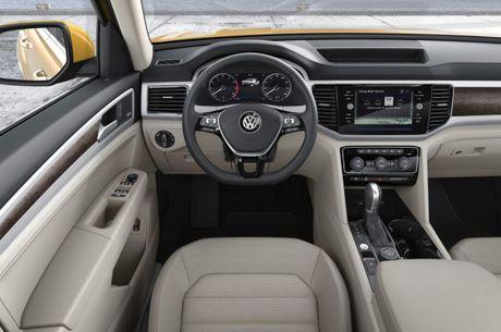 SUV 7 cho Volkswagen Atlas, doi thu canh tranh Ford Explorer - Anh 9