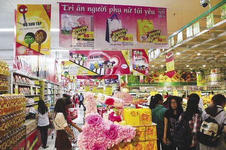 Chuan bi hang hoa Tet Dinh Dau 2017: Khong de khan hang, sot gia - Anh 1